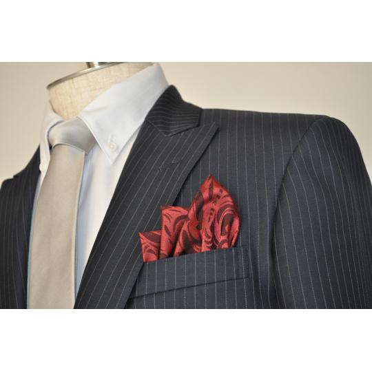 カスタムオーダースーツポケットチーフGALLOW'S PON[ガローズポン]の通販|【GALLOW'S】